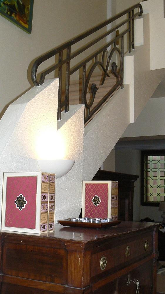 Rénovation en peinture de maison ancienne  JeanYves BADOR