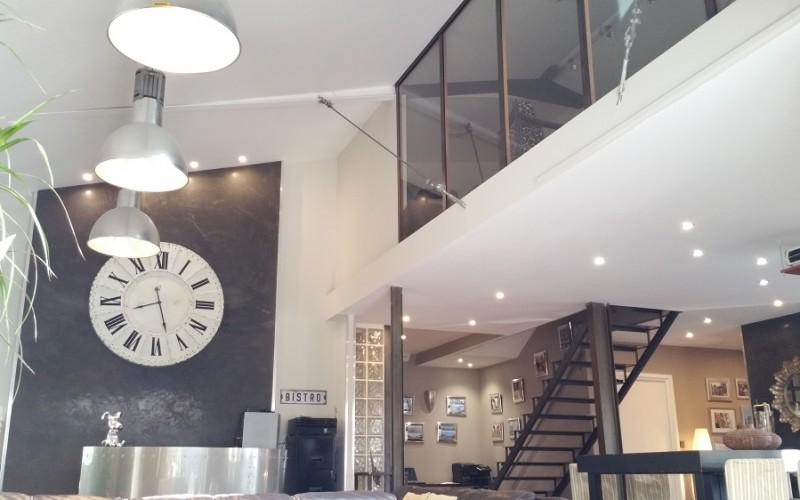 Création de loft + mise en décoration.