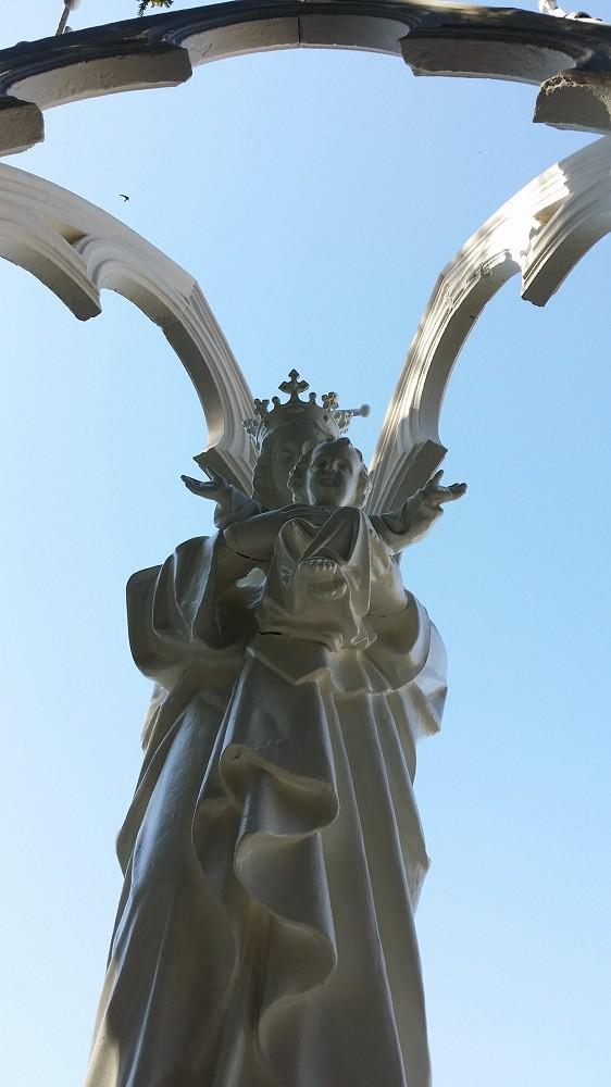 Rénovation de statues extérieures